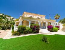 Moraira - Casa de férias Casa Alina