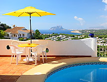 Moraira - Holiday House El Nido de Luisa