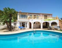Moraira - Holiday House Villa Paradise