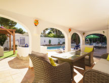 Moraira - Holiday House Villa Paradise