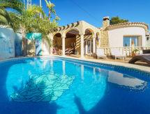 Moraira - Holiday House Casa Arabica