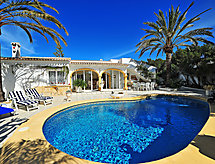 Moraira - Holiday House Casa Sabatera