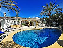 Moraira - Maison de vacances Casa Sabatera