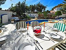 Moraira - Dom wakacyjny Casa Sabatera
