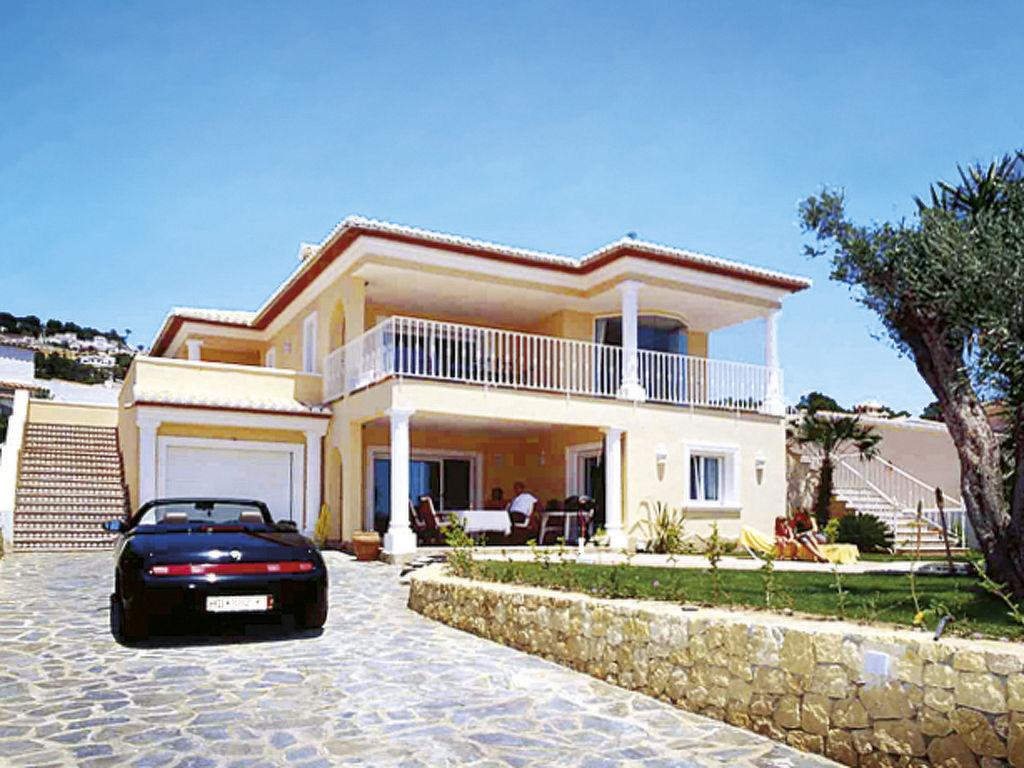 Ferienhaus Hermosa (MRA500) (129825), Moraira, Costa Blanca, Valencia, Spanien, Bild 9