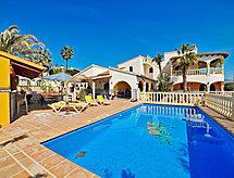 Moraira - Casa de férias Villa Sally
