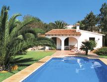 Moraira - Vacation House Benimeit (MRA403)