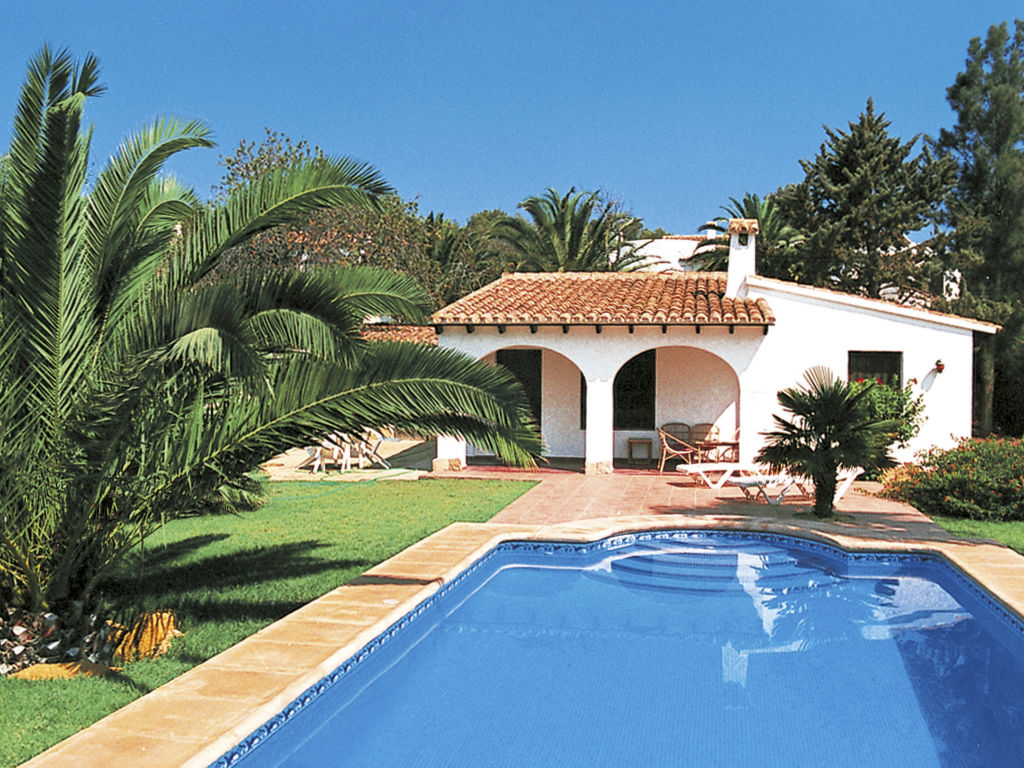 Holiday house Benimeit (MRA403) (105818), Moraira, Costa Blanca, Valencia, Spain, picture 1
