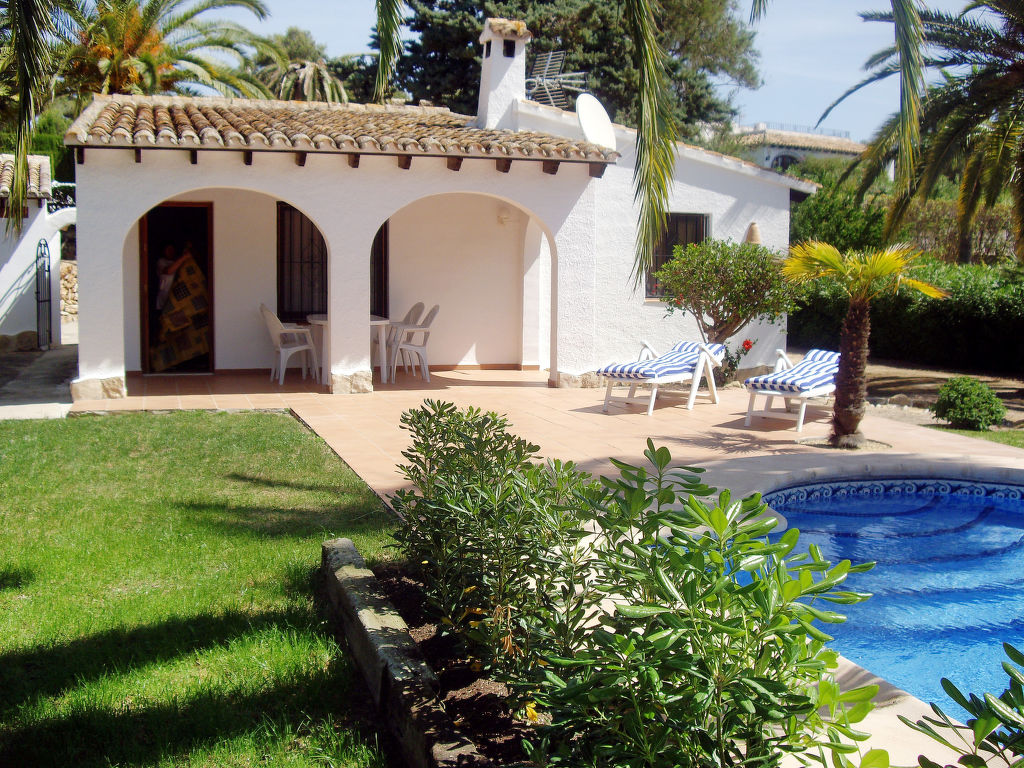 Holiday house Benimeit (MRA403) (105818), Moraira, Costa Blanca, Valencia, Spain, picture 9