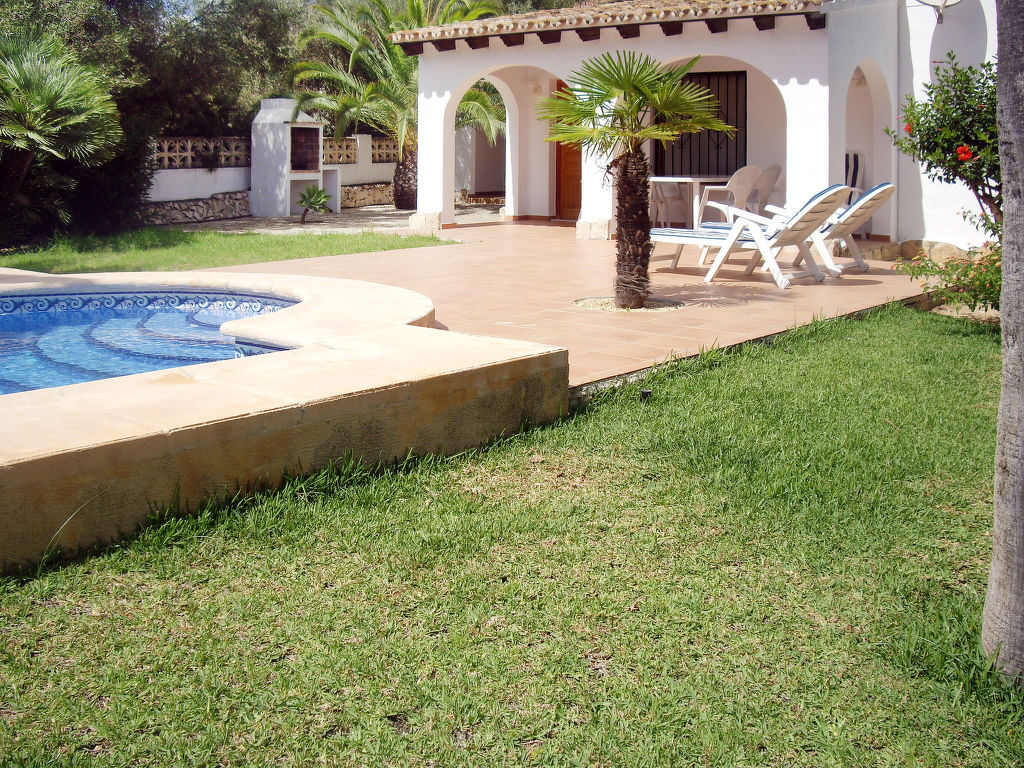Holiday house Benimeit (MRA403) (105818), Moraira, Costa Blanca, Valencia, Spain, picture 10