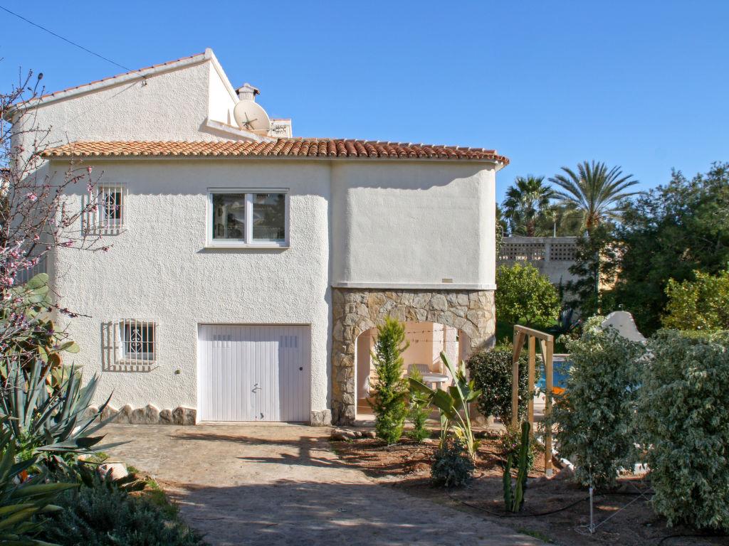 Ferienhaus San Jaime Golf (MRA710) (113086), Moraira, Costa Blanca, Valencia, Spanien, Bild 12