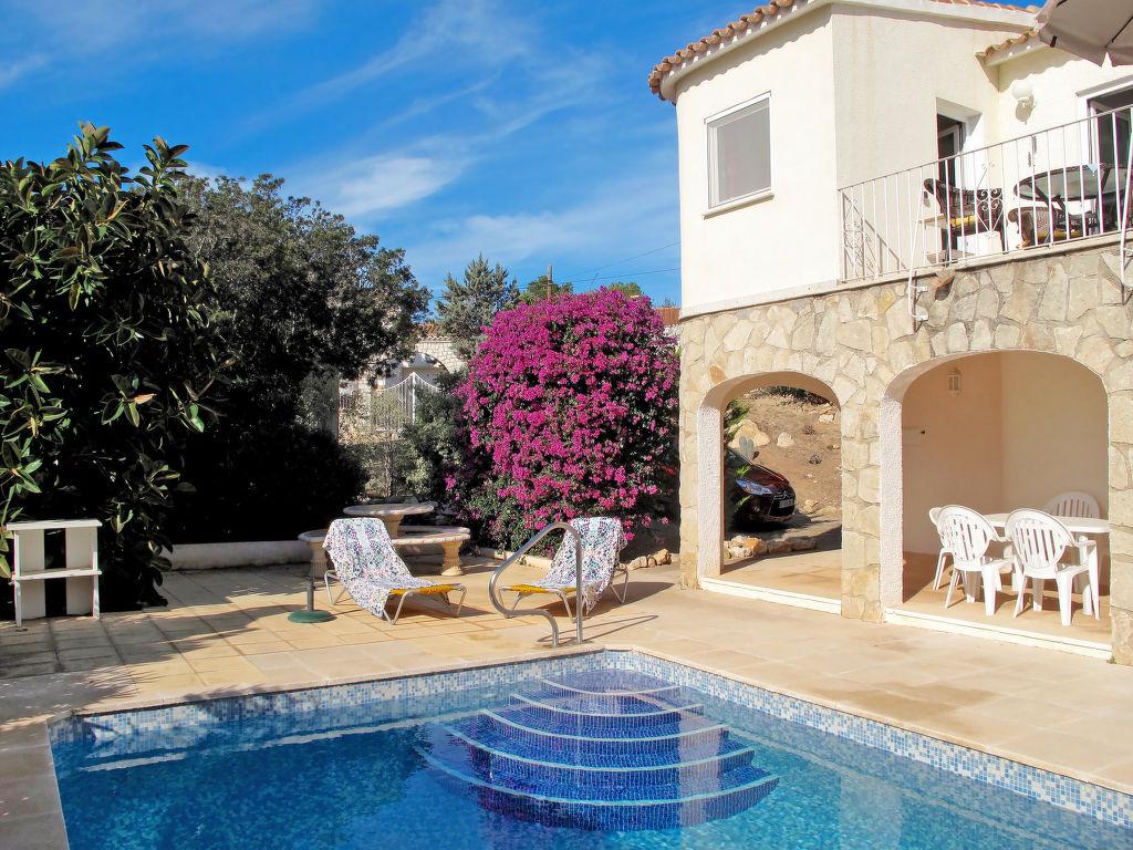 Ferienhaus San Jaime Golf (MRA710) (113086), Moraira, Costa Blanca, Valencia, Spanien, Bild 14