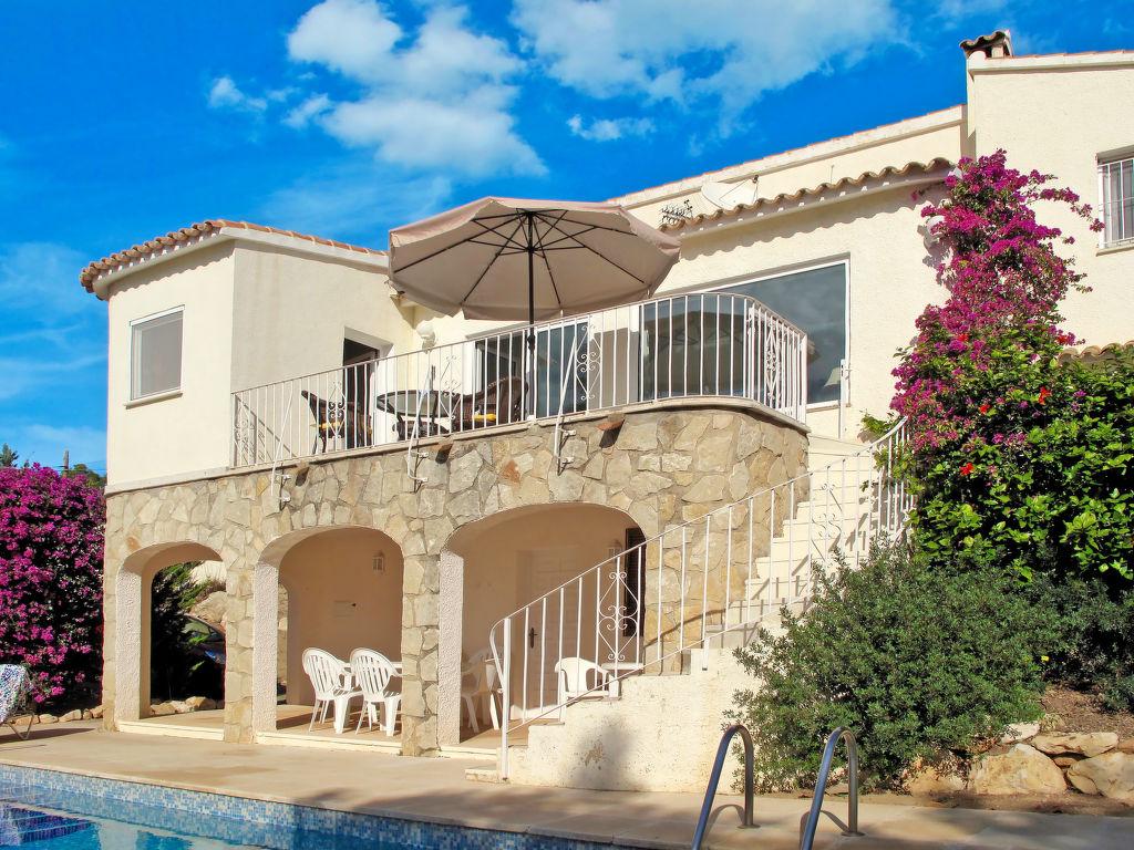 Ferienhaus San Jaime Golf (MRA710) (113086), Moraira, Costa Blanca, Valencia, Spanien, Bild 1