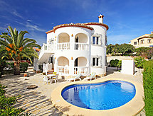 Moraira - Holiday House Pla del Mar 01