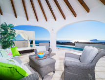 Moraira - Maison de vacances Villa Kalmias