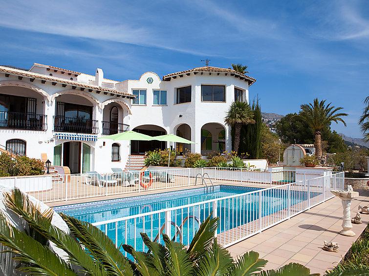 Casa de vacaciones casa fanny in altea interhome - Casas en altea ...