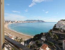 Španělsko, Costa Blanca, Benidorm