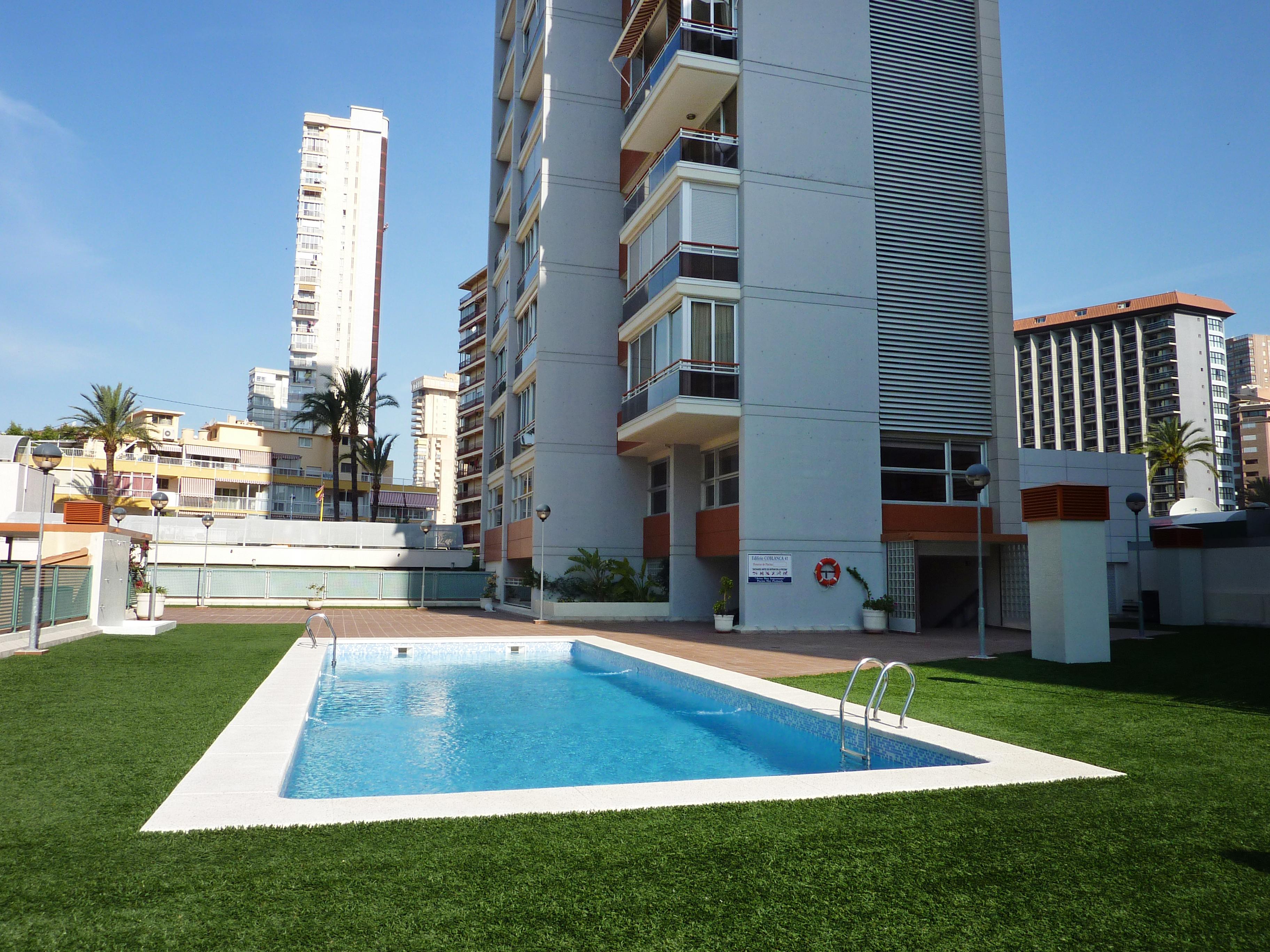 Apartment Edf Coblanca in Benidorm Spain ES9742 273 1