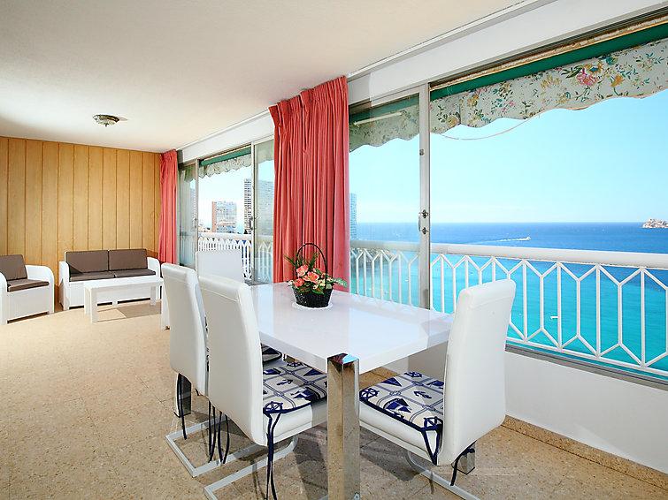 Llobell inmobiliaris alquiler apartamento torre - Alquiler apartamentos costa blanca ...