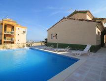 Benidorm - Holiday House Casa Terramarina