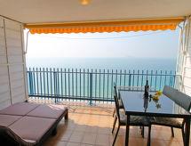 Benidorm - Apartment Palmeras Playa Levante First Line