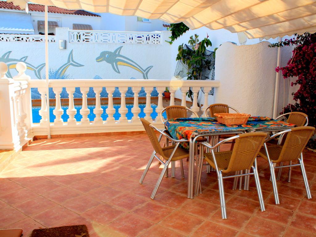 Ferienhaus Casa de las Rosas Ferienhaus in Spanien