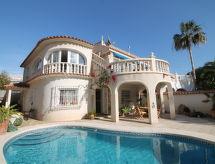 Albir - Dom wakacyjny Casa Dama
