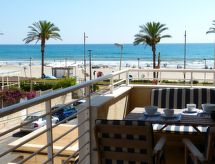 El Campello/Villajoyosa - Apartment Beachfront