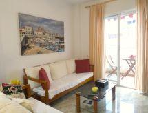 El Campello/Villajoyosa - Apartment Coastal Apartment