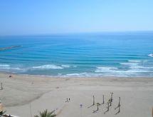 El Campello/Villajoyosa - Apartment El Campello Beachfront