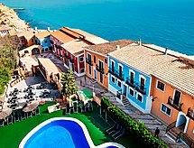 El Campello/Villajoyosa - Apartment Apartamento Vista Mar 1 dormitorio