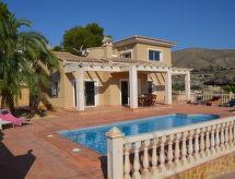 El Campello/Villajoyosa - Vakantiehuis Sol y Mar