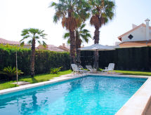 El Campello/Villajoyosa - Holiday House Calm & Privacy