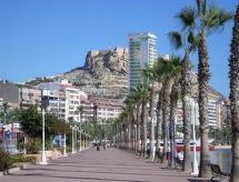 Alicante - Apartment Explanada Airy Flat