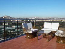 Alicante - Apartment Luxury Penthouse