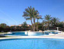 Alicante - Apartment Oasis Pool