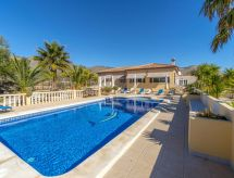 Alicante/Elche/Crevillente - Vakantiehuis Casa Vista del Valle