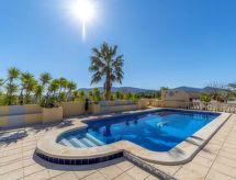 Alicante/Elche/Crevillente - Vakantiehuis Casa Vista del Valle II