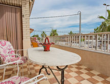 Los Alcázares - Appartement Playa los Narejos