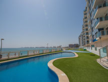 La Manga del Mar Menor - Appartement Euromarina Towers