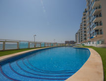 La Manga del Mar Menor - Appartement Euromarina Towers