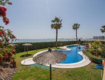 La Manga del Mar Menor - Apartamenty Urb Punta Cormorán