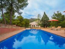 Totana - Vakantiehuis Casa de la Cruz