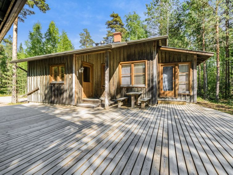 Holiday Home Lauhanlinna