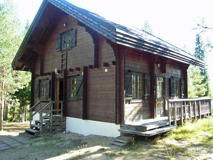 ferienhaus alppimaja in kauhajoki finnland. Black Bedroom Furniture Sets. Home Design Ideas