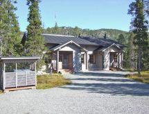 Kuusamo - Casa de férias Mikaelinrinne 9 b