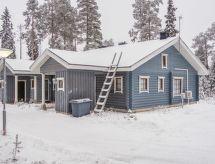 Kuusamo - Vacation House Kaukonraitti 4 c 2