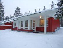 Kuusamo - Casa de férias Soivio