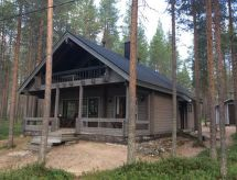 Kuusamo - Vacation House Kitkaranta