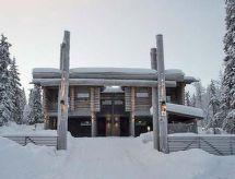 Kuusamo - Holiday House Villa kuusirinne a